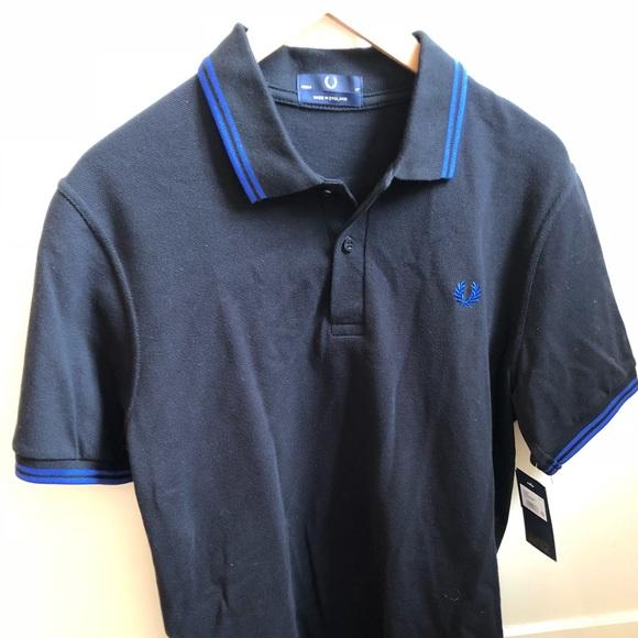 ec31bf734 Fred Perry M12 polo shirt NWT